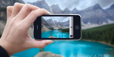 Take-Photos-With-iPhone-Camera