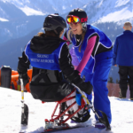 skiing with heroes adaptive skier