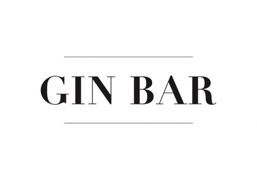 Gin Bar, The Boutique Chalet Company