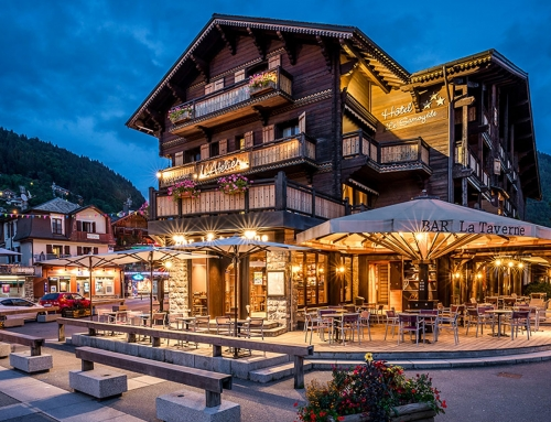 Restaurants In Morzine